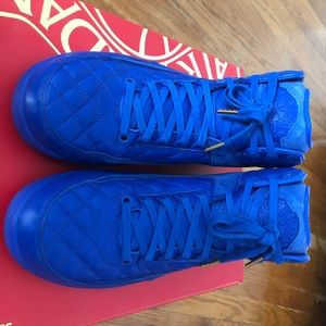 picked up many styles online for sale Jordan Shoes | Just Don X Air 2 Retro Don C Blue Size 11 | Poshmark